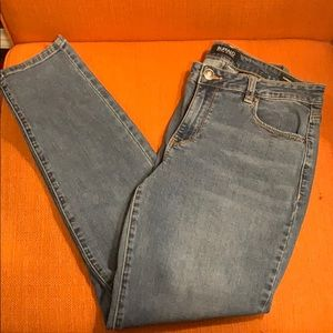 Buffalo David Button Jeans